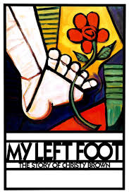 Book Review: My Left Foot by ChristyBrown